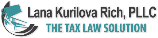 Lana Kurilova Rich Tax Law Attorney